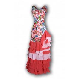 Vestido Flamenca Sra. (Md.16679)