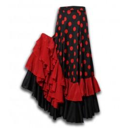 Falda Flamenca Sra. (Md.10696)