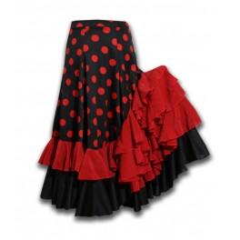 Falda Flamenca Niña (Md.10697)