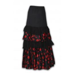 Falda Flamenca Sra. (Md.12863)